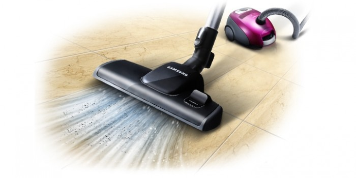 A superior cleaning experience with 2400W of power